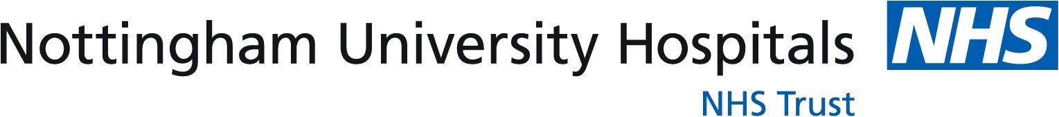 Nottingham University Hospitals Trust Consultant
