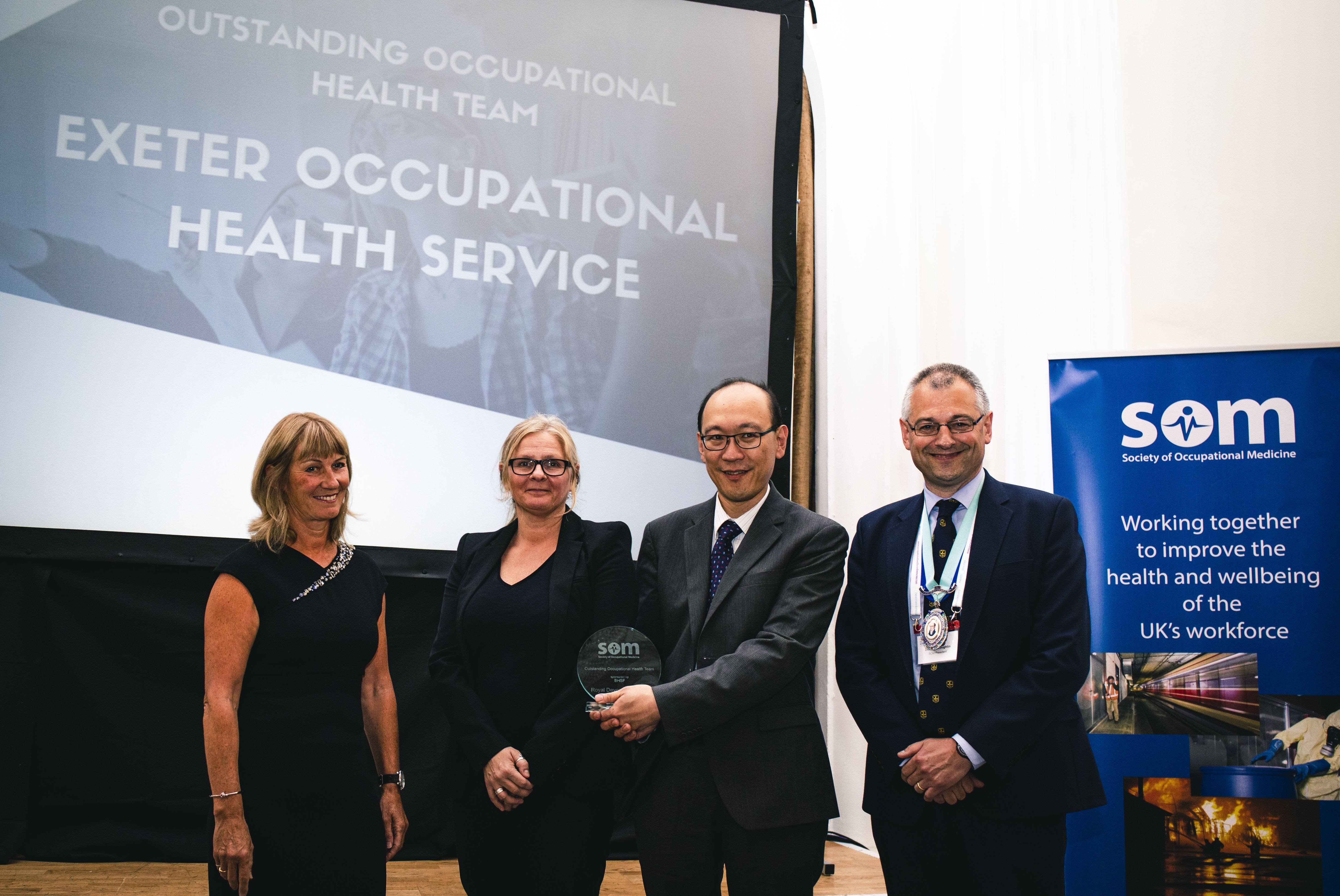 Home   The Society of Occupational Medicine